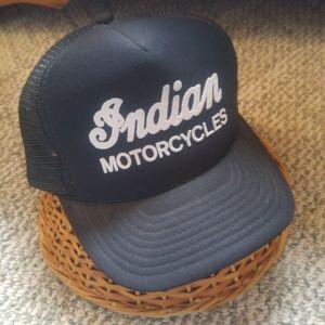 Vintage Indian Motorcycles cap